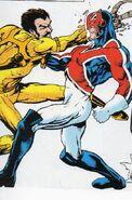 Slaymaster v Captain Britain