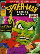 Spider-Man Comics Weekly 133