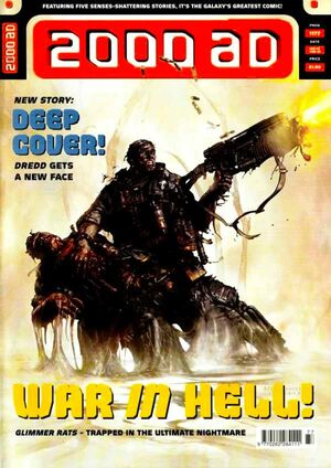 2000 AD prog 1177 cover