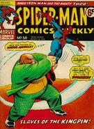 Spider-Man Comics Weekly 58
