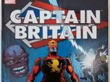 Captain Britain (Hardcover Collected Edition) Vol 1 1