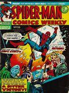 Spider-Man Comics Weekly 59