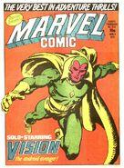 Marvel comic 336