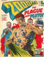 2000 AD prog 23 cover