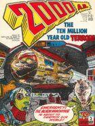 2000 AD prog 21 cover