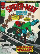 Spider-Man Comics Weekly 118