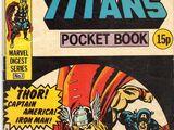 The Titans Pocket Book Vol 1