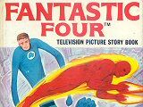 Fantastic Four Television Picture Storybook Vol 1 1