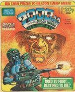 2000 AD prog 331 cover