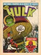 Hulk Comic 33