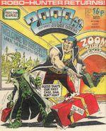 2000 AD prog 259 cover