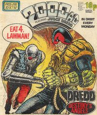 2000 AD prog 288 cover