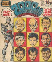 2000 AD prog 248 cover