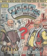 2000 AD prog 303 cover