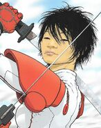 Aiko Inaba by Frank Quitely