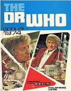 Dr who 1974
