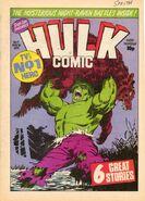 Hulk Comic 11