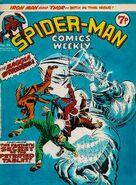 Spider-Man Comics Weekly 89.1