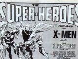 The Super-Heroes (Marvel UK) Vol 1