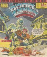 2000 AD prog 291 cover