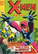 X-men pocketbook 17