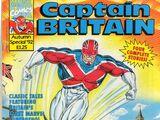 Captain Britain Special Vol 1 3