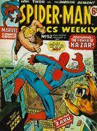 Spider-Man Comics Weekly 52