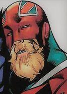 Beardy Brian Braddock beaming