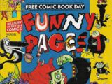 Funny Pages Free Comic Book Day Vol 1 1