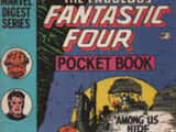 Fantastic Four Pocket Book Vol 1