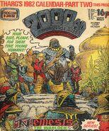 2000 AD prog 246 cover