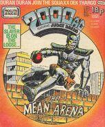 2000 AD prog 279 cover
