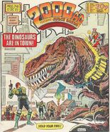 2000 AD prog 346 cover