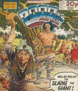 2000 AD prog 336 cover