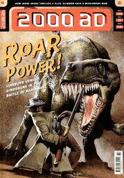 2000 AD prog 1180 cover