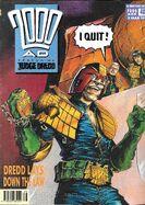 2000 AD prog 668 cover