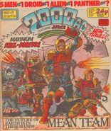 2000 AD prog 437 cover