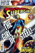 Supergirl titan