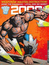 2000 AD prog 2021 cover