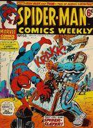 Spider-Man Comics Weekly 55