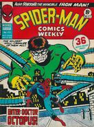Spider-Man Comics Weekly 117