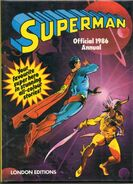 Superman Annual 1986
