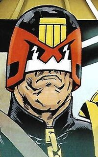 Marshall Winter Dredd