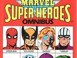 Marvel Super-Heroes Omnibus Vol 1 1