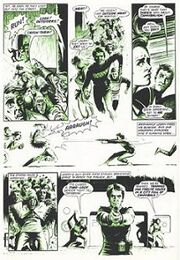 Annual comic