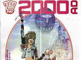 2000 AD Vol 1 2187