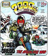 2000 AD prog 256 cover