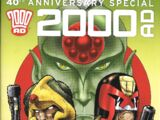 2000 AD 40th Anniversary Special Vol 1 1