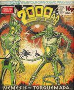 2000 AD prog 239 cover