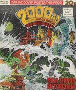 2000 AD prog 311 cover